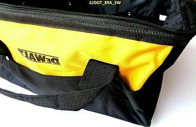 """New 12"""" 11"""" Tool Bag/Case For Volt Drill,"""