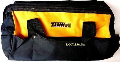 """New x 12"""" 11"""" Tool Bag/Case 20 Volt"""