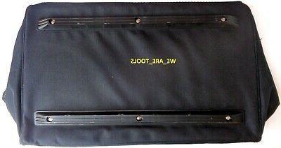 """New Dewalt x 12"""" X 11"""" Large Tool Bag/Case 20 Volt Drill,"""