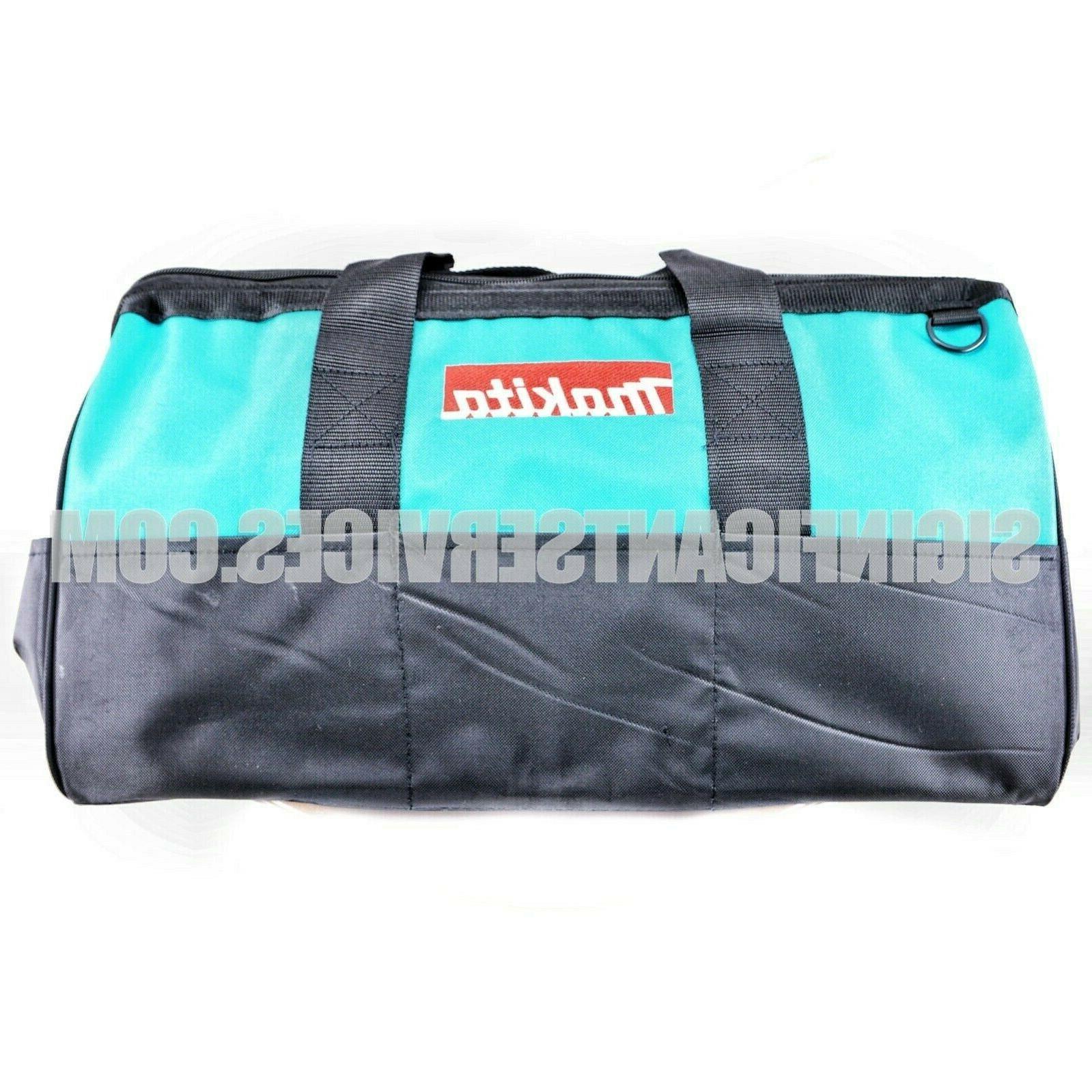 New Makita 18V Volt Saw Grinder Bag Case