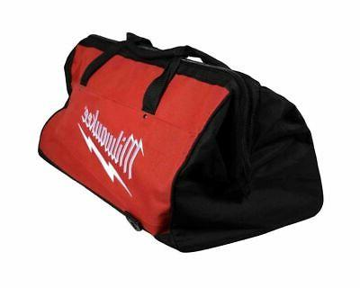 Milwaukee 24 Inch Large 6 Pocket Heavy Duty Canvas Tool Bag