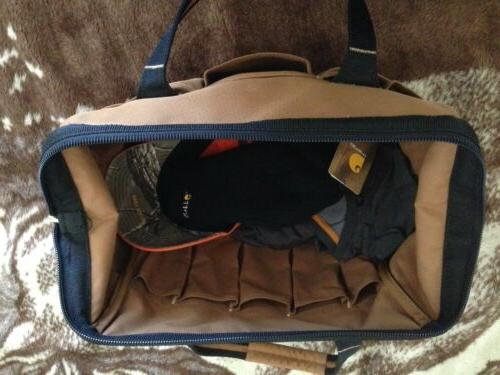 "NEW Carhartt Heritage Series 14"" Bag Pockets"