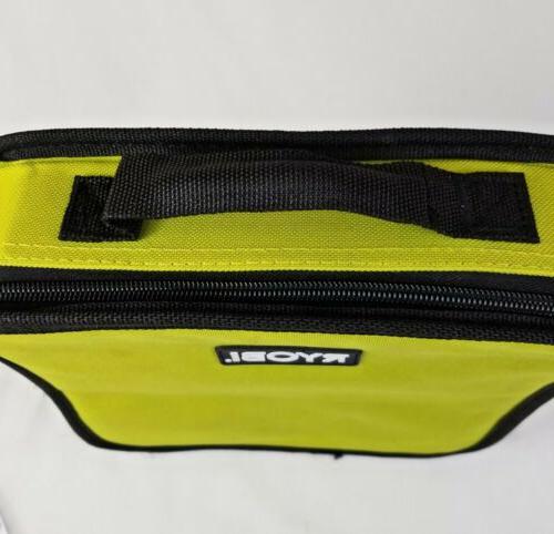 New Genuine Tool Tote Zipper Bag, 9in. 9in. 2in