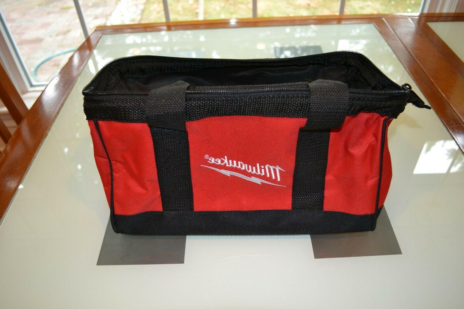 "New Milwaukee 8"" Duty Tool Bag"