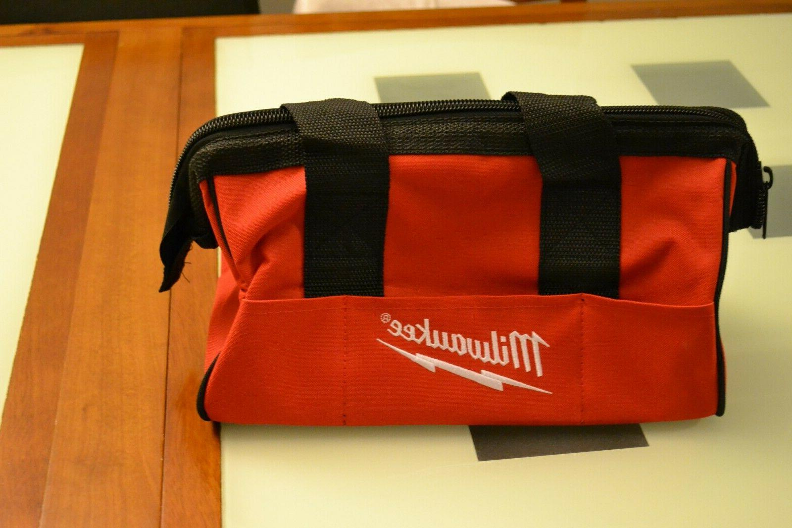 "New Bag 13"" x 6"" 8"" Heavy Canvas Tool"
