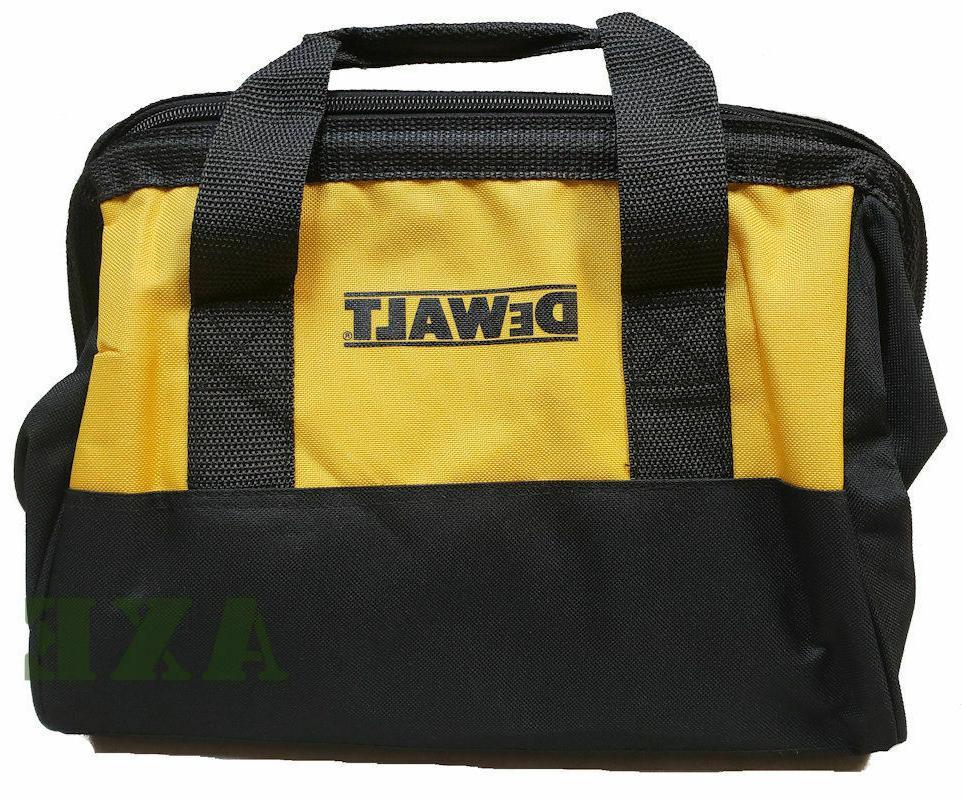 new nylon heavy duty contractor tool bag