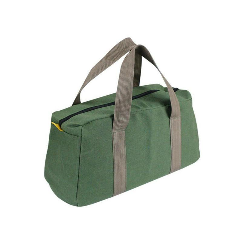 Newest Green Canvas Multi-function Bag Portable