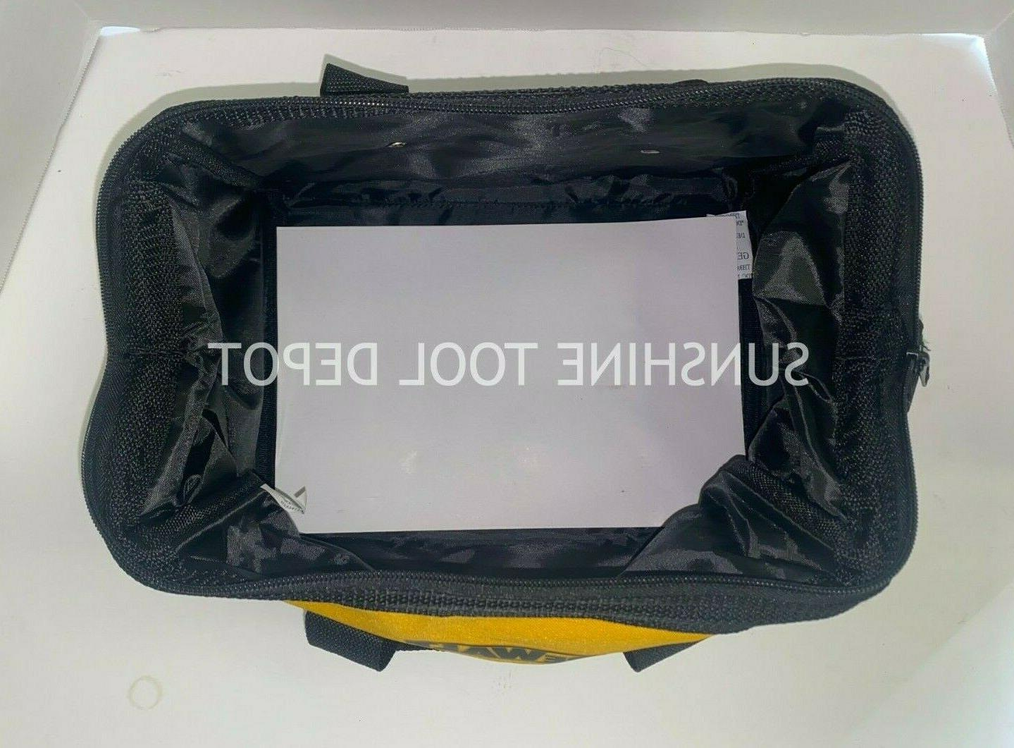"DeWalt Nylon x 11"" x Medium Carrying Case"