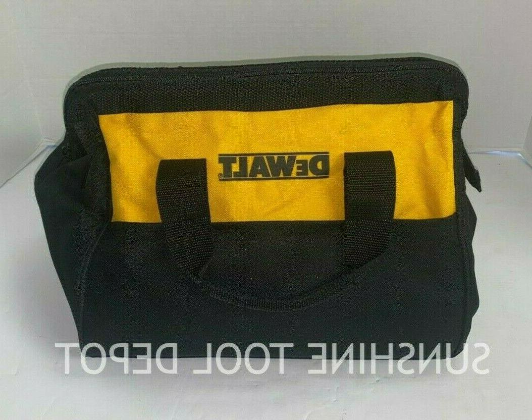 "DeWalt Nylon 13"" x 11"" x 9"" Medium Bag Carrying Case"
