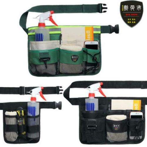 Waist Pack Bag Pouch Free Your Hands Oxford Electrician Craf
