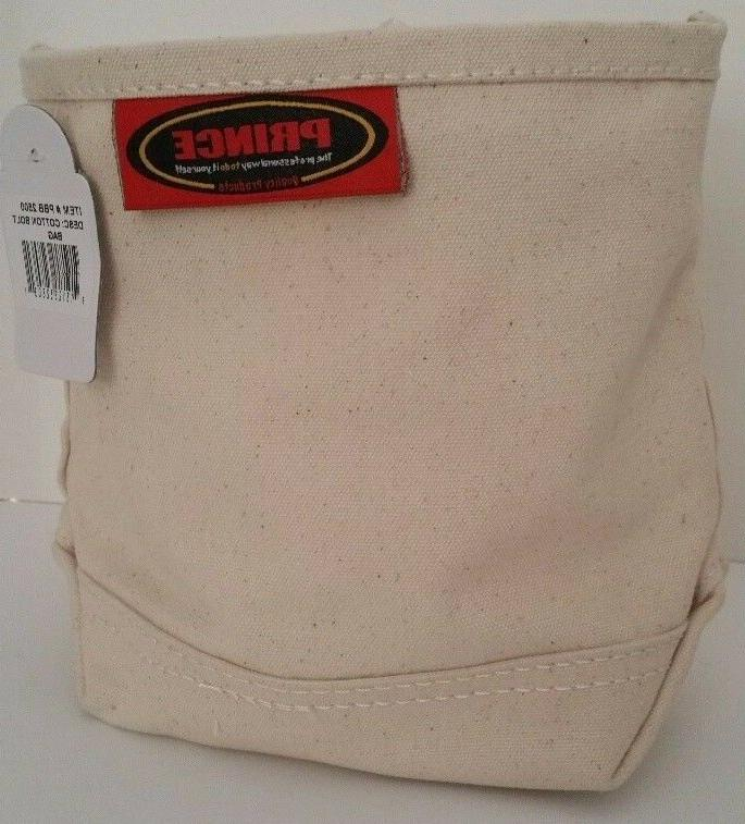 pbb 2500 canvas nut and bolt bag