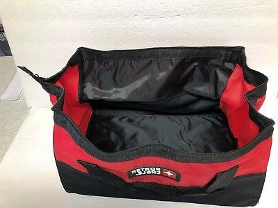 NEW Porter Cable PCCBAG4 Heavy Big Mouth Tool Bag Contractor Bag