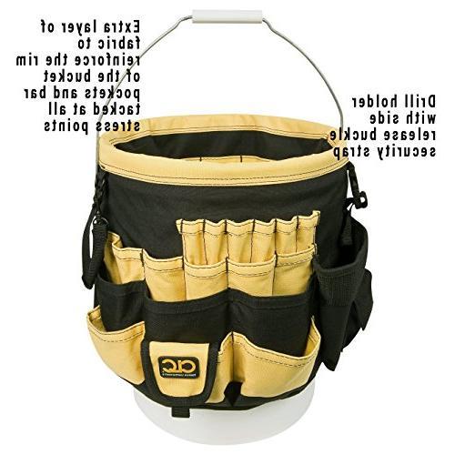 CLC 4122 61 Pocket-In Bucket