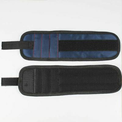 Polyester Magnetic Wristband Portable Tool Bag Tool Belts New