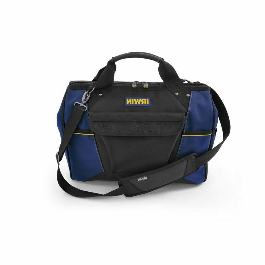 Polyester Zippered Closed Tool Bag Heavy Duty Storage Organi