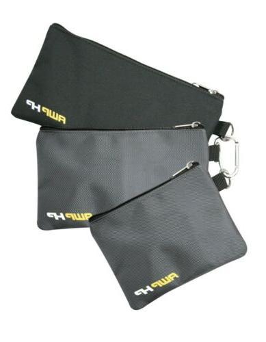 Professional Tool Bag 3-Piece Set Durable Ballistic Material