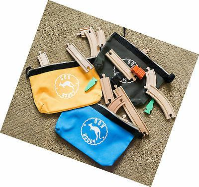 Roo Pouch Includes Canvas Zipper Great