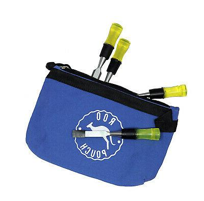 Roo Pouch Tool Includes 4 Heavy Canvas Bags, Great