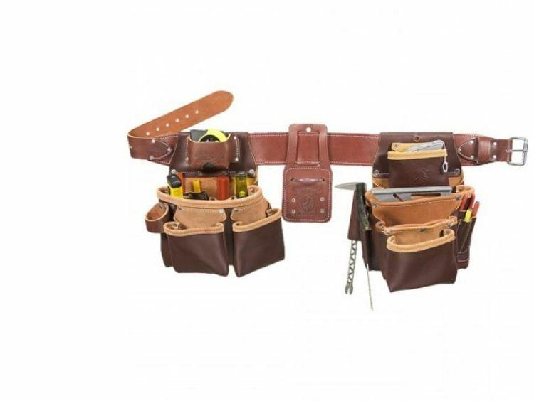 seven bag framer belt