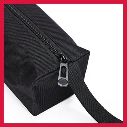 Small Canvas Zipper Bag Set Of Tote Multi