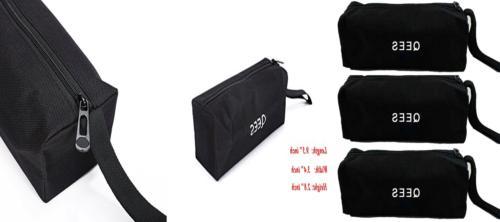 small canvas zipper tool bag set of