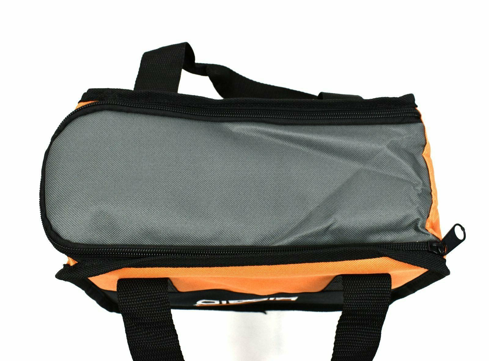 """RIDGID Sided Duty Contractor's Bag Size 11"""" 8"""""""