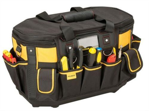 sta170749 fatmax round top rigid tool bag