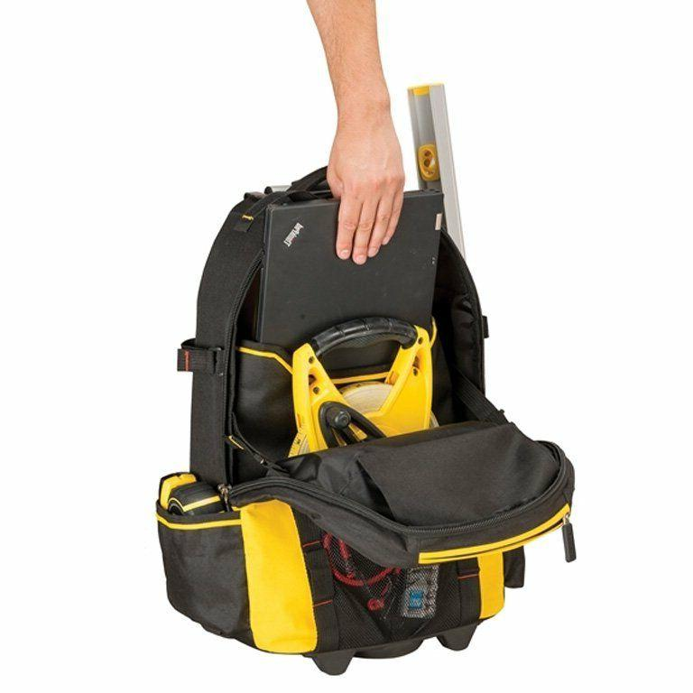 Stanley Backpack Tool on Wheels 1-79-215