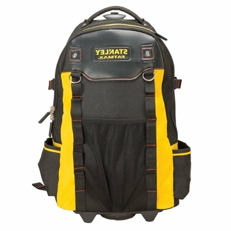 sta179215 fatmax wheeled backpack rucksack tool bag