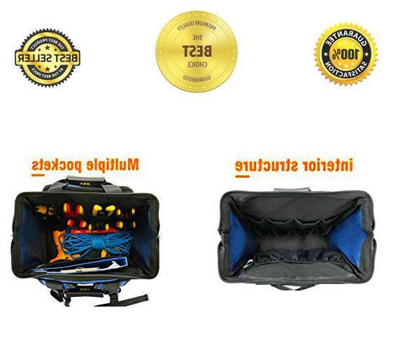 Tool Backpack Bag Back Pro Electrician