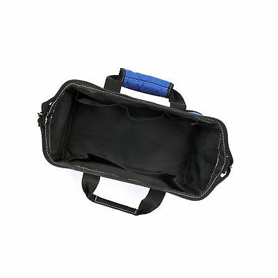 WORKPRO Tool Bag 13-inch Zip-Top Wide Mouth for Tool Storage