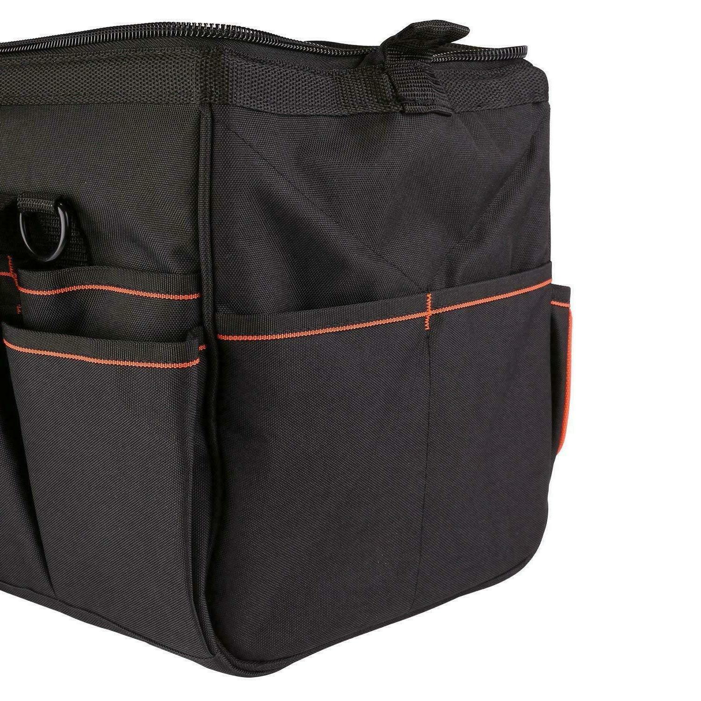 "DEKO 16""x x9.4"" Large Pocket Duty Bag Mouth Proof"