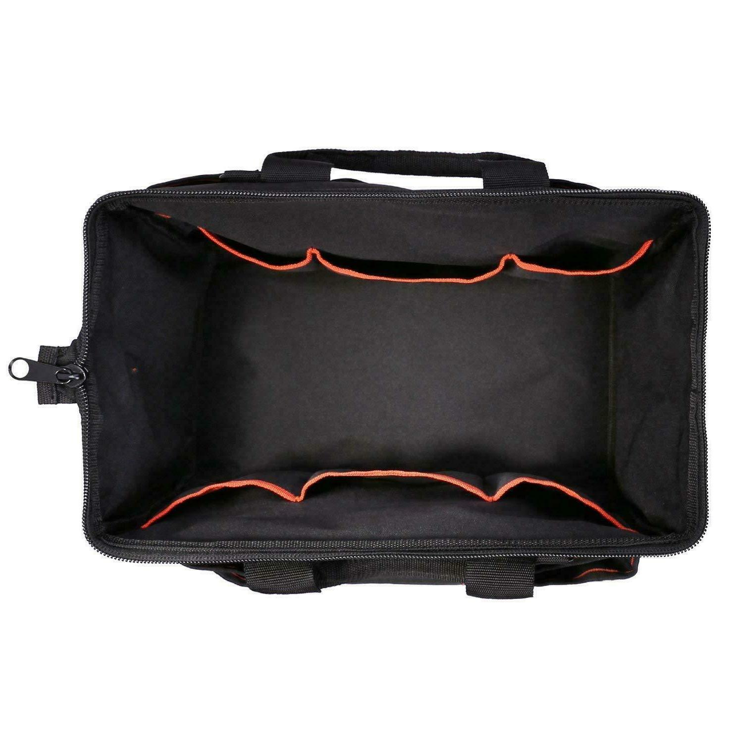 "DEKO Tool Bag 8.6"" x9.4"" Mouth Large 7 Duty"