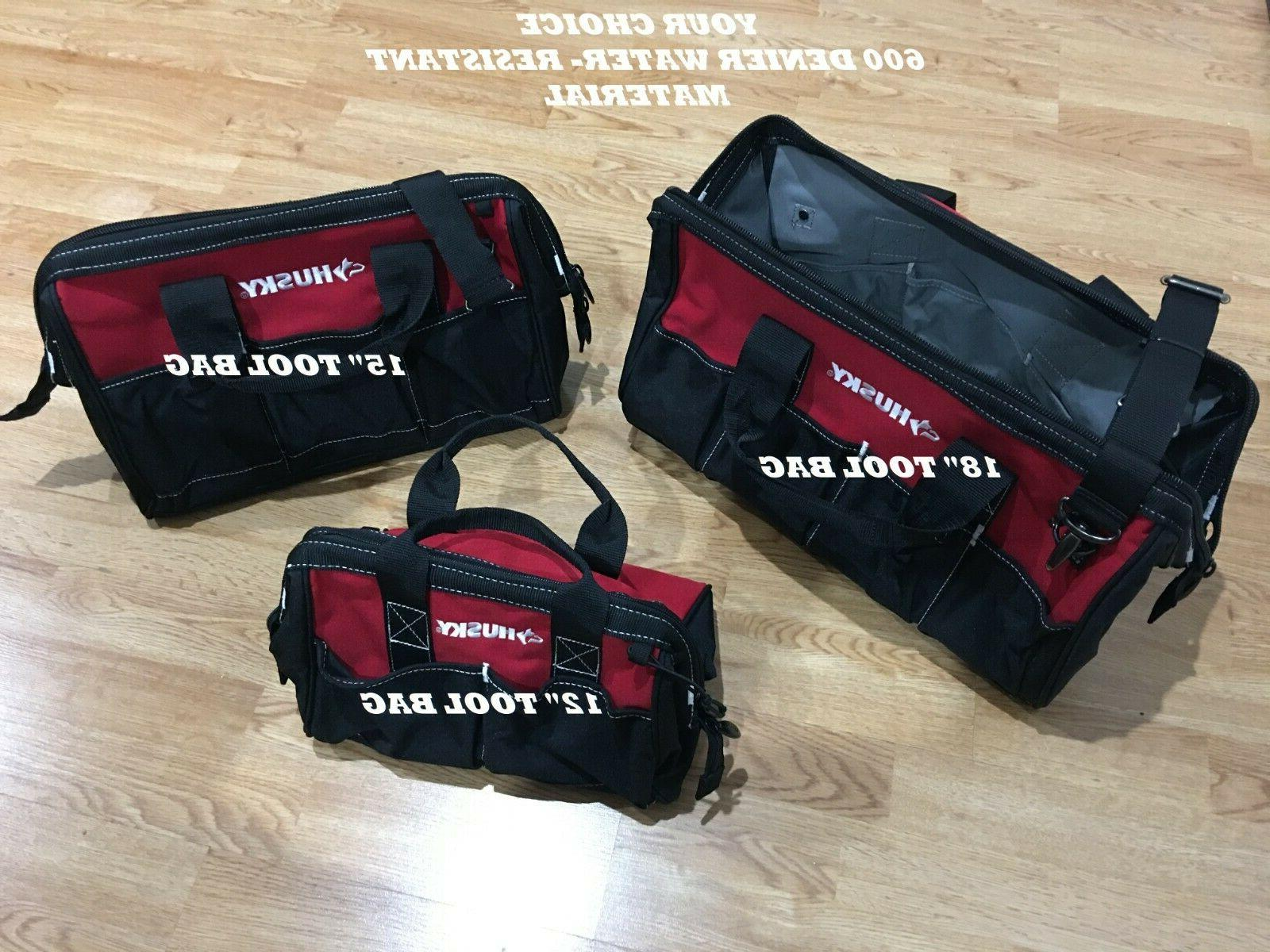 tool bag case wide mouth 12 15