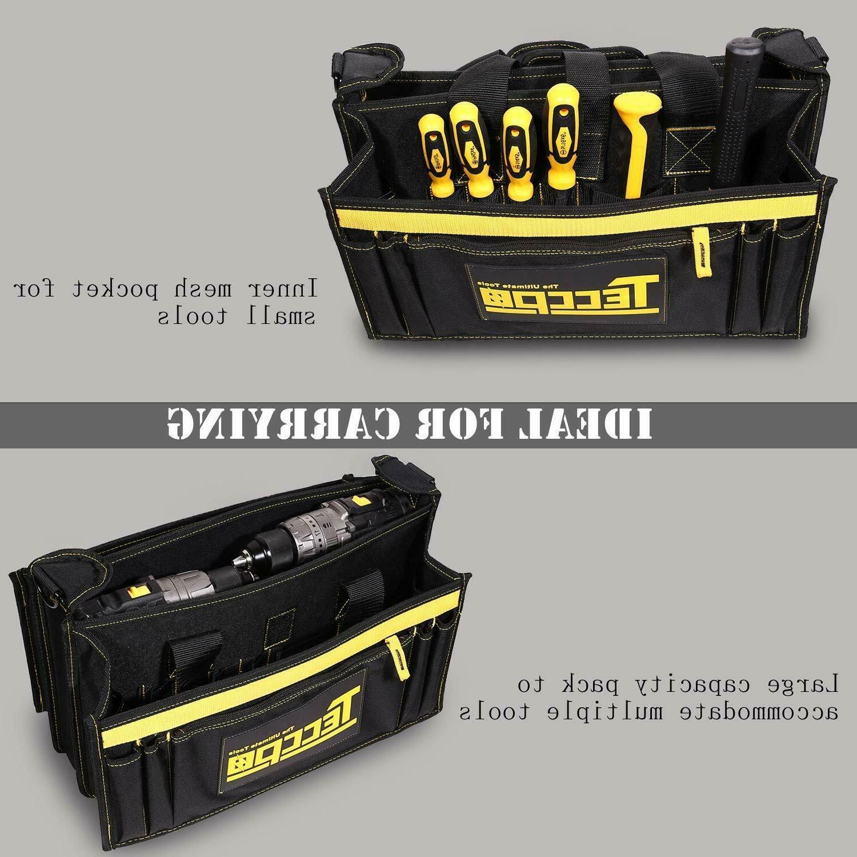 Tool TECCPO Duty Extended Space Pockets,