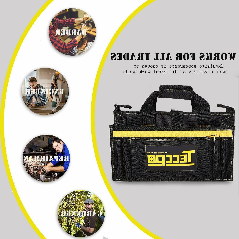Tool Bag, TECCPO Duty Bag, Extended 9+7