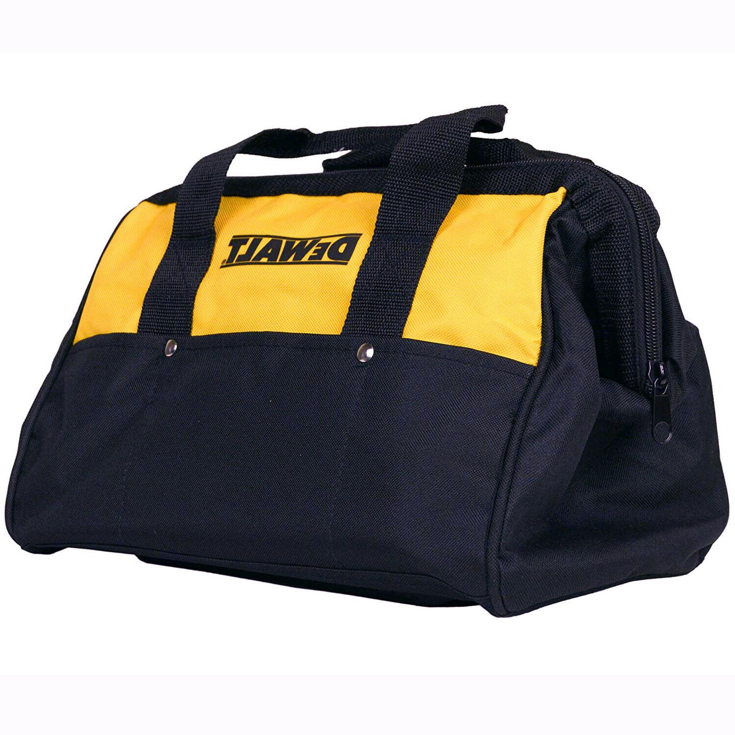 Dewalt Bag Heavy Duty w Runners 3 Outside