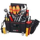 Tool Kit Belt Bag Pockets Pouch Maintenance Electrician's Ut