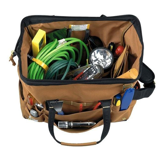 Tool Storage Bag Work Heavy Organizer 16-Inch