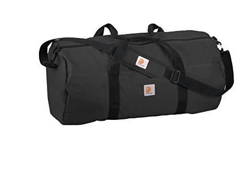 Carhartt Trade 2-in-1 Packable Duffel Utility Pouch, Black