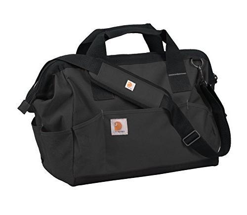 Carhartt Tool Bag, Large, Black
