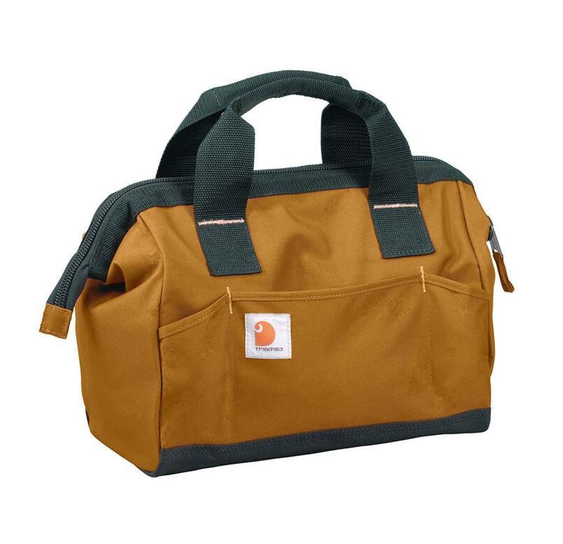 Carhartt Trade Series Tool Bag, Medium, or Black