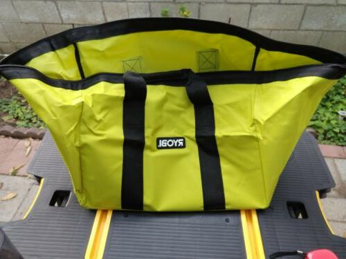 Two RYOBI CONTRACTORS TOOL BAG