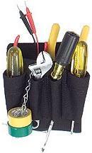 Boulder Bag ULT- 130 Mini Electrician Tool Pouch  - Black. M
