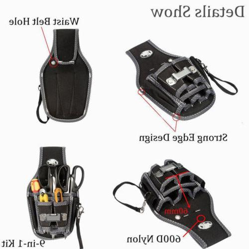 US Electrician Tools Pouch Bag Screwdriver Kit Tool Bag