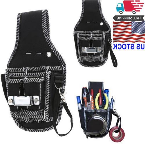 us electrician waist pocket tools belt pouch