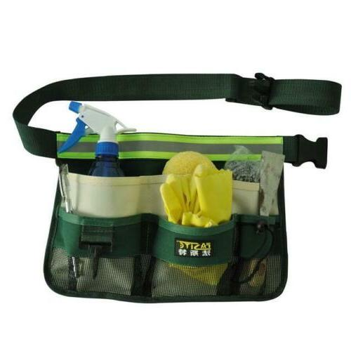 Oxford Electrician Craftsman Tool Bag Waist Pack Bag Pouch F