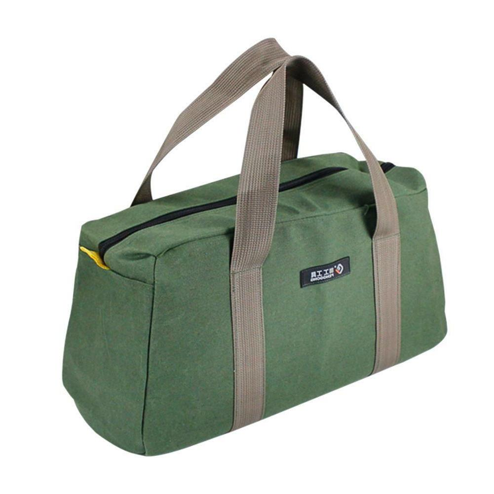 Multi-function Canvas Hand Tool Bag Toolkit Wrenches