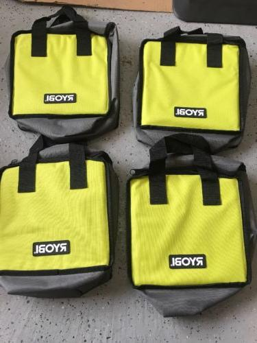 x4 new contractor tool bag fit 18