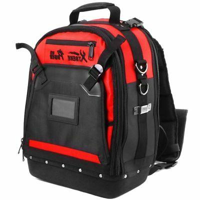 Xtreme tough Jobsite Backpack Tool Storage Bag Heavy Duty Co